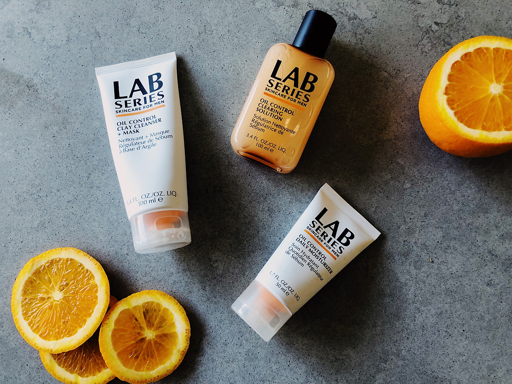 LAB SERIES Skincare for Men 8 Hour Oil Control System reviewed by Mr Neo Luxe