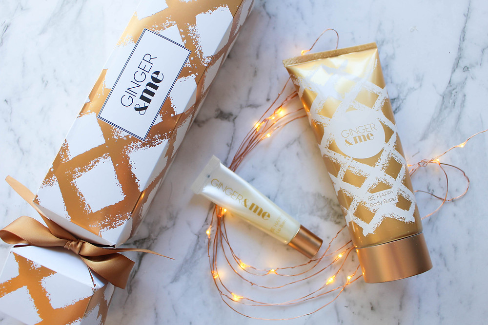 Mr Neo Luxe Ginger & Me Gift Set