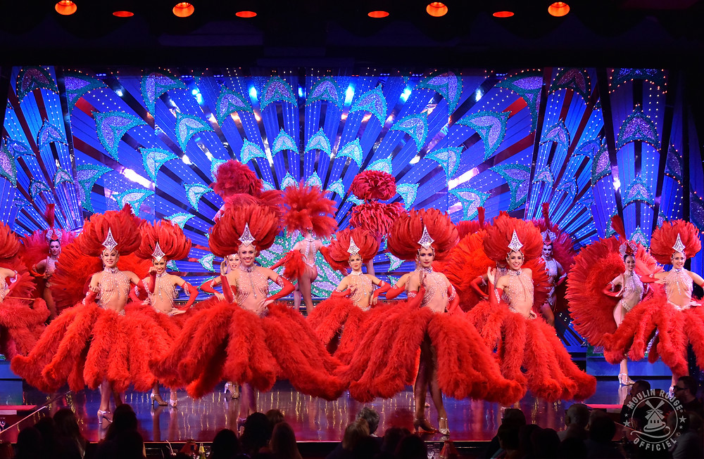 Mr Neo Luxe explains why a visit to the Moulin Rouge is a must!