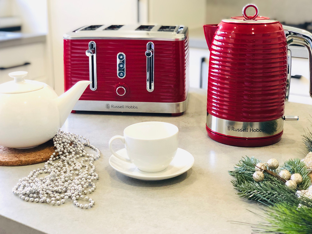 Mr Neo Luxe reviews Russell Hobbs Inspire Collection for Christmas