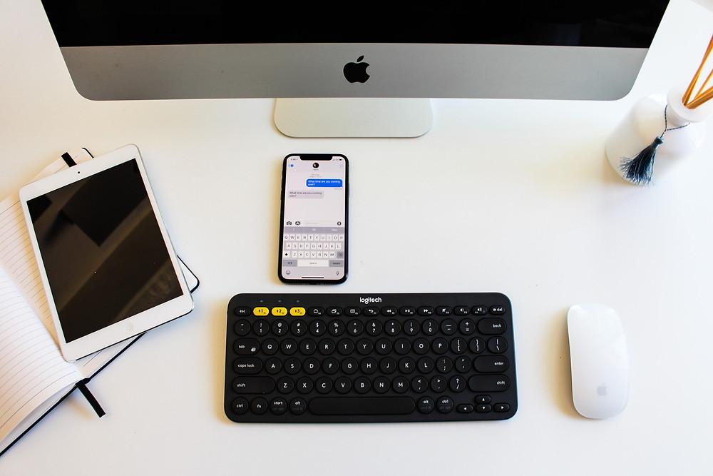 Mr Neo Luxe reviews Logitech K380 Multi-device keyboard