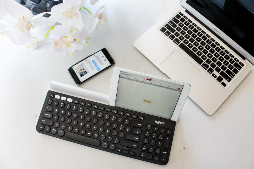 Mr Neo Luxe reviews Logitech K780 Multi-Device Keyboard
