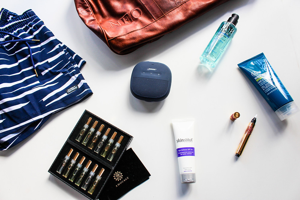 Travel Essentials for Men Mr Neo Luxe