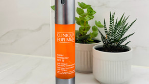 Review: Clinique For Men Super Energizer SPF 15 Anti-Fatigue Hydrating Concentrate