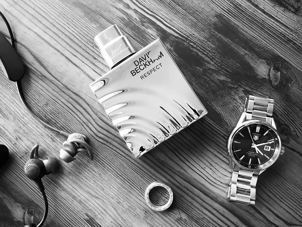 Mr Neo Luxe reviews David Beckham Respect fragrance