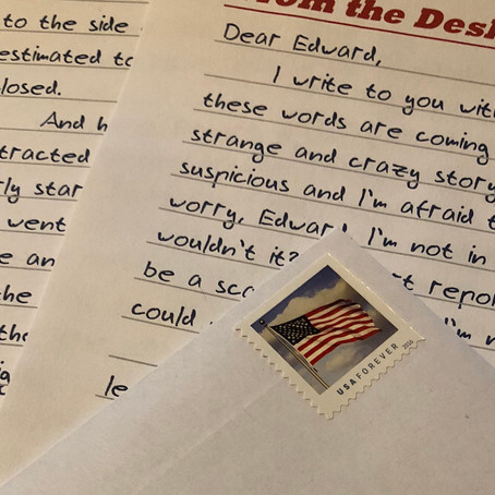 94% of People Love Getting Letters in the Mail