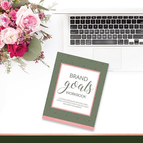 Brand Goals Workbook