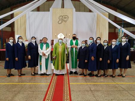 Missa de 80 anos do Colégio São Vicente é presidida por dom Gilberto
