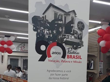 Dom Gilberto na comemoração de 42 anos de missão das Paulinas no MA