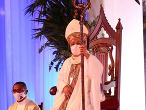 Dom Gilberto Pastana assume a Arquidiocese de São Luís