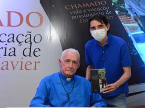 Lançamento do livro que homenageia dom Xavier Gilles