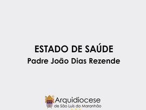 Comunicado padre João Dias Rezende