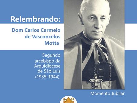 O segundo arcebispo de São Luís