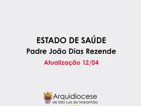 Comunicado Padre João Dias 12/04