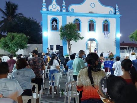Missa em Paço do Lumiar homenageia dom Gilberto