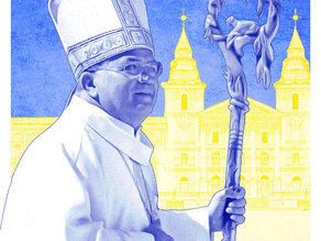 Missa de Acolhida ao novo arcebispo de São Luís