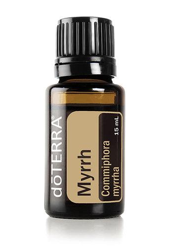 Myrrh, Commiphora myrrha