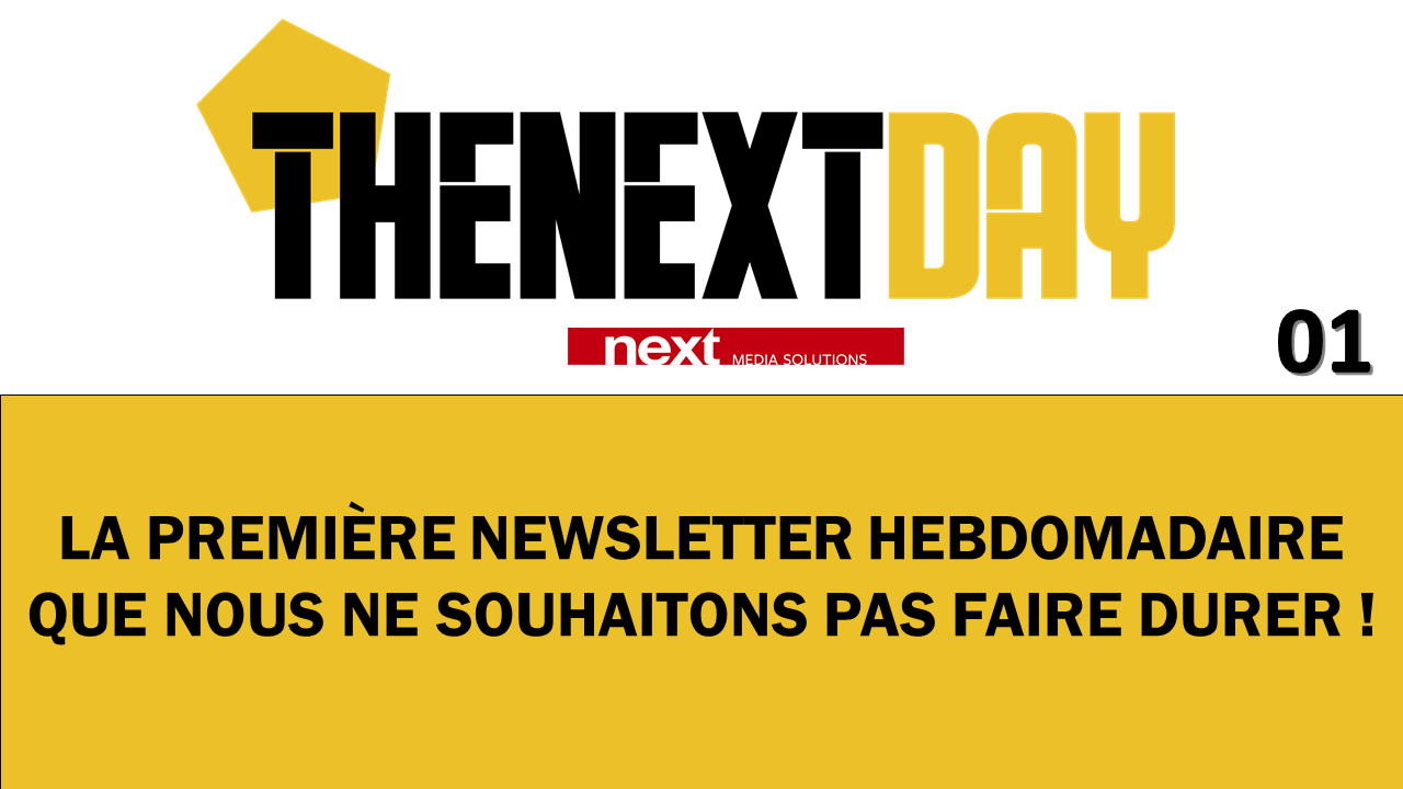 THE NEXT DAY #01