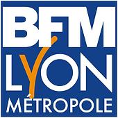 Logo BFM Lyon Metropole