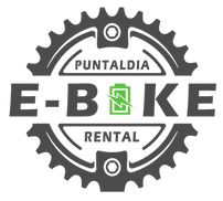 Logo ebike rental puntaldia