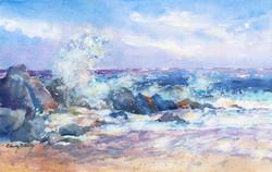 High Surf - Herring Point