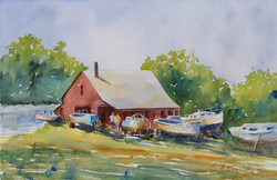 The Old Boat Yard