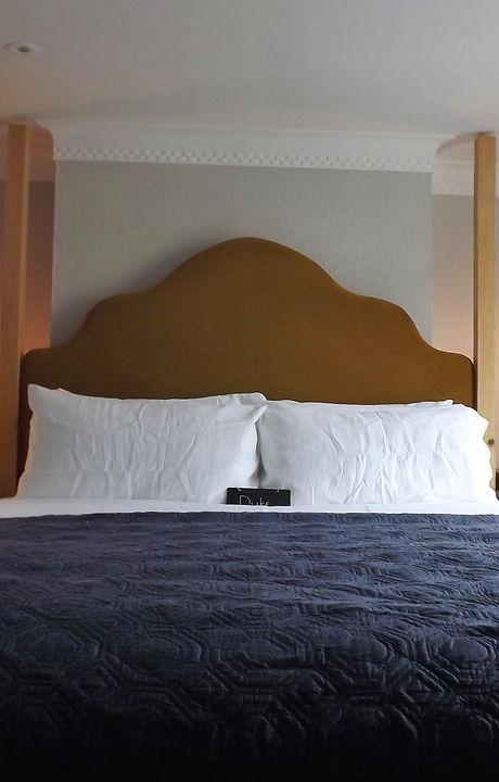 The Duke bedroom