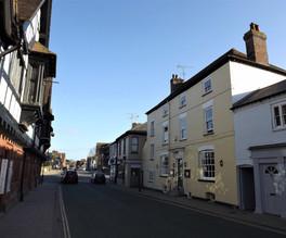 Streetview of facade