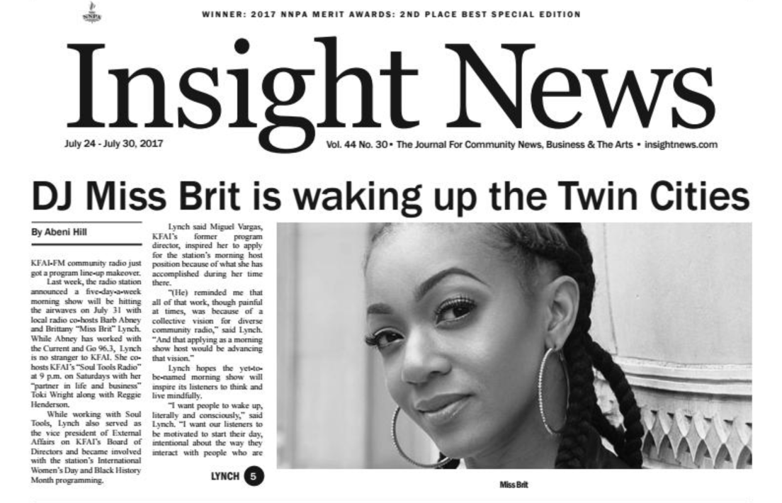 DJ Miss Brit-Insight 2017