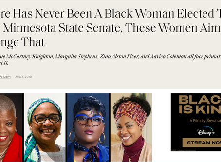 There Has Never Been A Black Woman Elected To The Minnesota State Senate, These Women Aim To Change