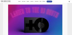 DJ Miss Brit-Riveter Magazine 2017