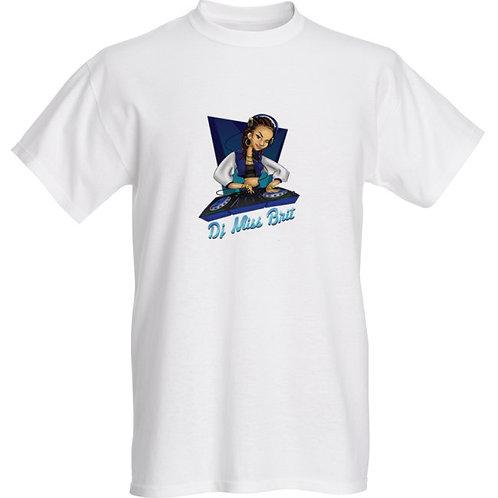 DJ Miss Brit T-Shirt