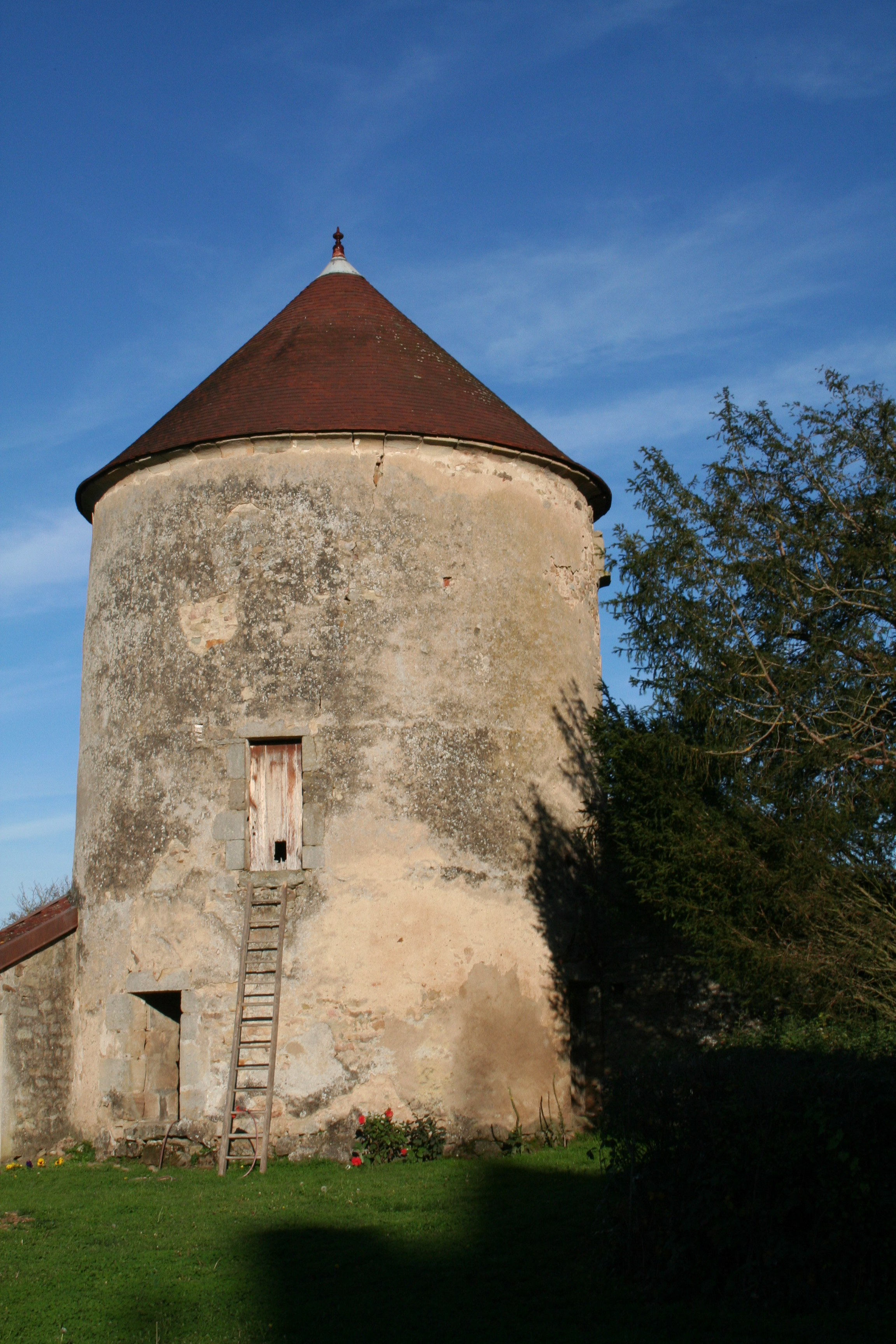 Colombier Château Morlet