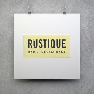Le Rustique Bar et Restaurant