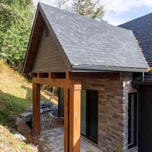 Construction Panache - Mont-Tremblant - Lac Gervais