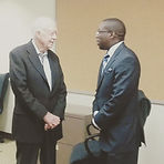 Clyde and President Carter.jpg