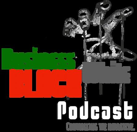 Doing Business While Black Logo rv (Podc