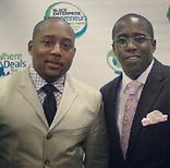 Clyde with Daymond John.jpg