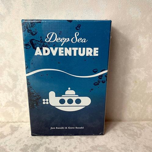Deep Sea Adventure Game