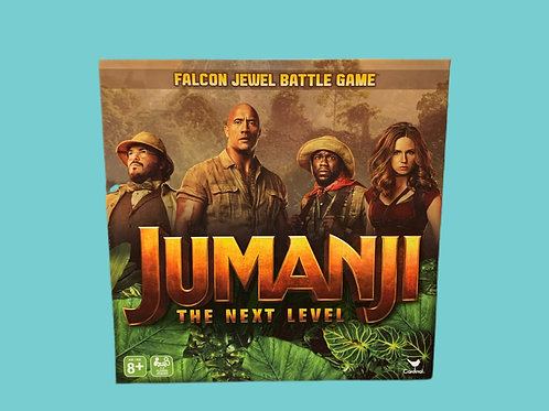 Jumanji 3, The Next Level, Falcon Jewel Battle Board Game