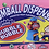 Thumbnail: Dubble Bubble Mini Gumball Dispenser
