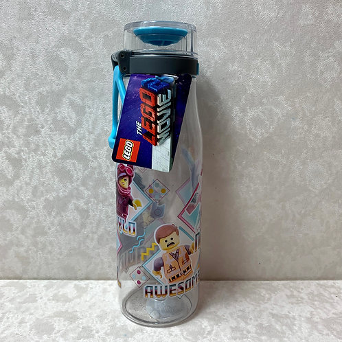 Zak Designs Lego 25oz Plastic Water Bottle