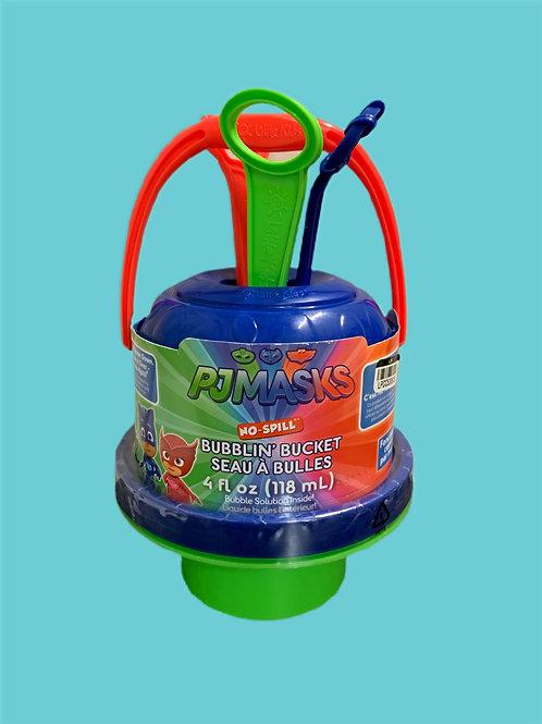 PJ Masks No Spill Bubblin Bucket