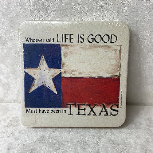 Texas Coasters 10 pack