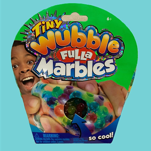 Tiny Wubble Fulla Marbles