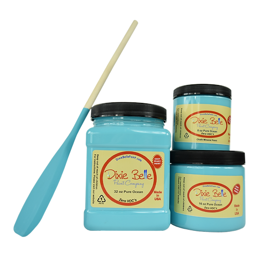 Pure Ocean Chalk Mineral Paint