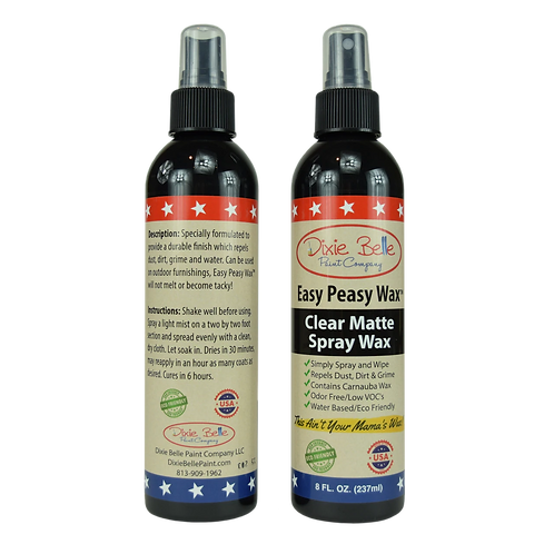 Easy Peasy™ Spray Wax 8oz.