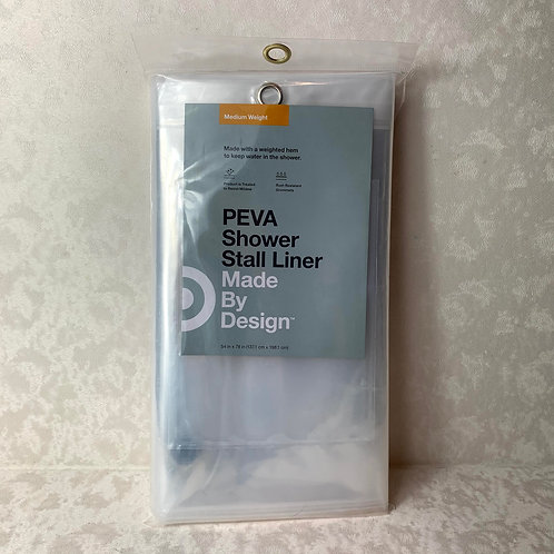 Peva Shower Stall Liner