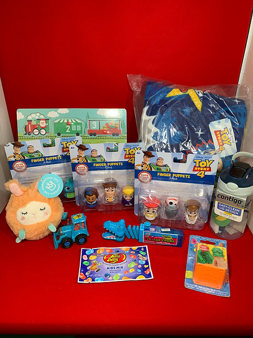 Toy Story 4 Toddler Gift Bag & Stuffed Stocking