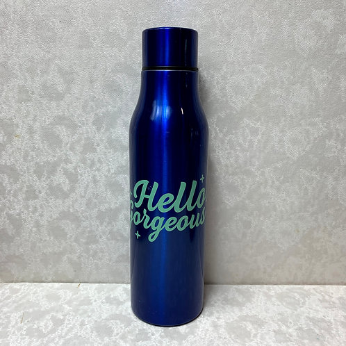 20oz Double Wall Stainless Steel Vacuum Water Bottle